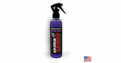 Shine Armor Fortify Quick Coat  Ceramic Waterless Wash, Shine & Protect