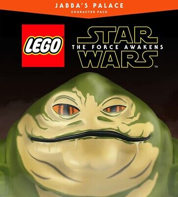 LEGO Star Wars The Force Awakens - Jabba's Palace Character Pack DLC PS4 [EU]