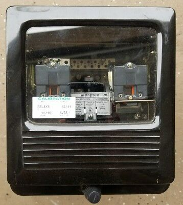265C047A07 Westinghouse Type CO-11 Overcurrent Relay