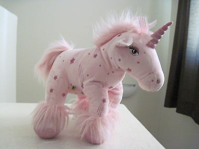 b69cf56f627 Build A Bear PINK PONY HORSE 11