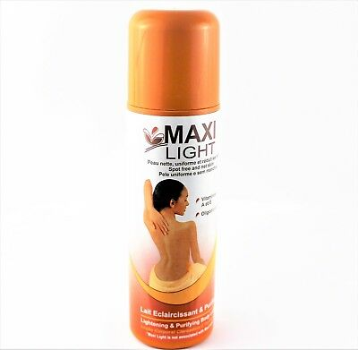 MAXI LIGHT LIGHTENING & PURIFYING BODY LOTION WITH V A&E 500 Ml