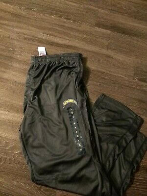9a9dfcb8 NFL APPAREL Los Angeles Chargers Jogging Pants Joggers Mens Sz 3XL Big &  Tall