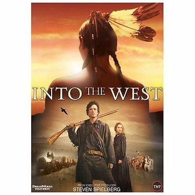 Into The West (DVD, 2005) New sealed, Steven Spielberg - Classic TNT TV