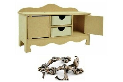 Kaisercraft Beyond The Page BTP Low Line Buffet Storage + 5 Drawer Pulls