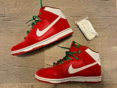 huge selection of c0448 bf3ae NIKE DUNK HIGH Pro SB Big Gulp Sport Red/White 305050-611 - Size 8.5 ...