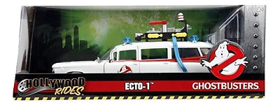 Ghostbusters - Ecto-1 1984 Hollywood Rides Car 1:32 - JADA New