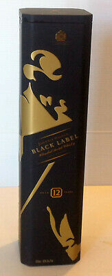Johnnie Walker Black Label Limited Edition Collectors Tin