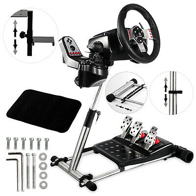 Racing Steering Whee Stand Simulator for Logitech G29/G920/G25/G27/PS4/XBOX