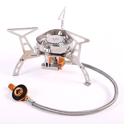 REDCAMP Outdoor Picnic Gas Burner Portable Camping Hiking Steel Stove 3500W