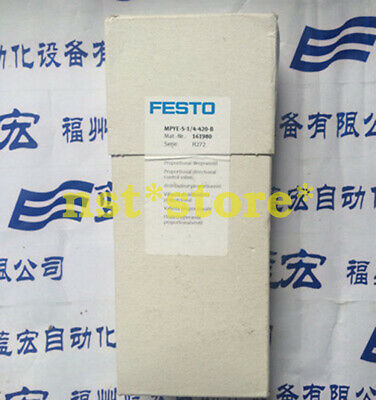 Applicable for FESTO proportional valve MPYE-5-3/8-420-B 161981
