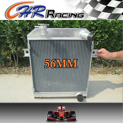 High Quality Aluminum Radiator Jaguar Mk1/Mk2 Mk I/Mkii S-Type Saloon Year 55-67