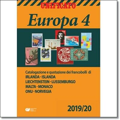 Unificato 2019/20 Europa Occidentale Volume 4