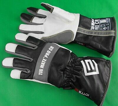 TIGMATE PRO-CR Medium Goat Skin TIG Gloves TIGMATE PRO-CR Medium Goat Skin Glove