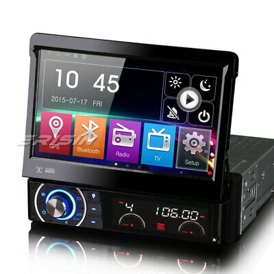 Desmontable Android 9.0 Autorradio DAB GPS Bluetooth WiFi TDT Radio Navi RDS CD