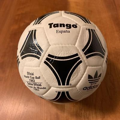 los angeles look good shoes sale well known ADIDAS WORLD CUP 1982 tango espana- Leather Football ...