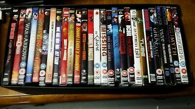 Asian Lot 5 for $25 DVD Martial Arts, Kung Fu, Jackie Chan, Donnie Yen, Dragon