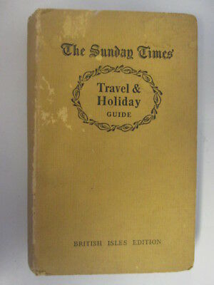 Acceptable - THE SUNDAY TIMES TRAVEL AND HOLIDAY GUIDE TO THE CONTINENT OF EUROP