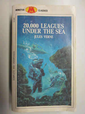Acceptable - 20,000 Leagues Under the Sea - Verne, Jules 1968-01-01   Minster Cl