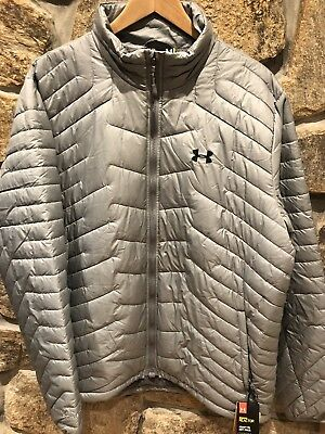 1811f015f1 UNDER ARMOUR FEATURE Puffer Toddler Boys Jacket 27B56001-71 Fuel ...