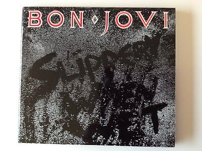 Bon Jovi - Slippery When Wet - CD Remastered Special Edition