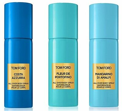 Tom Ford Fragancia Perfume Perfumado Cuerpo Spray 118ml 148 Ml 150ml ~ Elige Tu