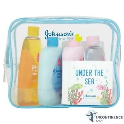 Johnsons Baby Bathtime Set