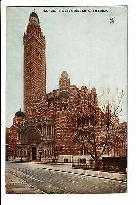 CPA - Carte postale-Royaume Uni - London- Westminster Cathedral -1920 VM1759