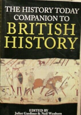 Gardiner, Juliet, COMP. BRITISH HISTORY (History Today), Paperback, Very Good Bo