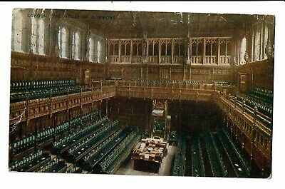 CPA - Carte postale-Royaume Uni - London- The House of Commons-1919 VM1761