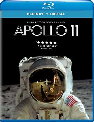 Apollo 11 (Blu-ray)(Region A)