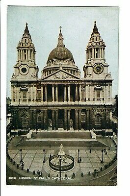 CPA - Carte postale-Royaume Uni - London- St. Paul's Cathedral VM1763