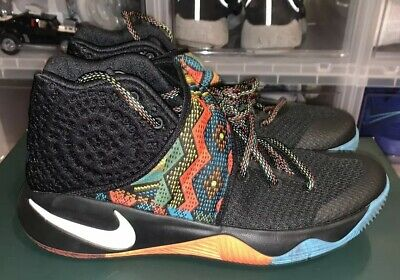 ccad927c6ed NIKE KYRIE 1 BHM Black History Month Size 10 Used -  36.00