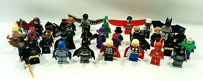 genuine lego marvel super heroes minifigures choose your own multiple listing