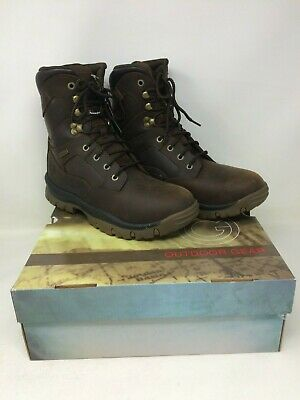 f68a16503c6 OUTDOOR GEAR HUNTER 1046 Men's Waterproof Hunting Boots - $26.99 ...