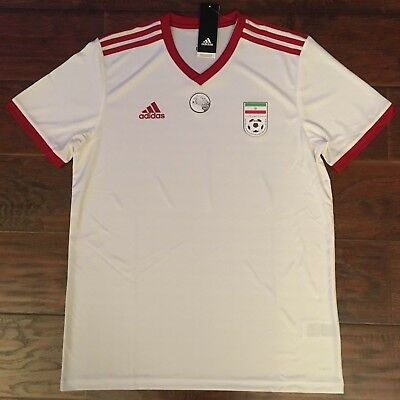 201819 IRAN HOME Jersey World Cup Asian Cup TEAM MELLI ADIDAS ALL SIZES NEW