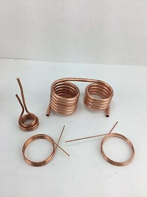Copper Coil Salvaged Vintage Steampunk Industrial Arts And Craft Project