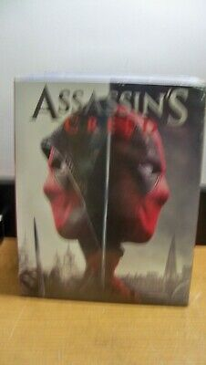 New Assassins Creed Deadpool Photobomb Slip Cover Blu Ray 1Stcls S&H