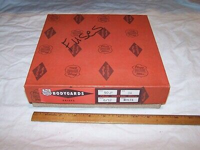 Vintage FLAGG BODYGARD UTICA Briefs BOX ONLY