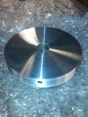 Poly vee pulley 6 inch diameter 10 rib J section