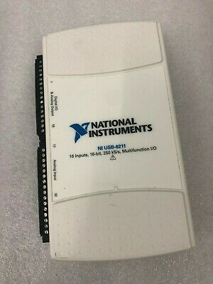National Instruments Usb-6211