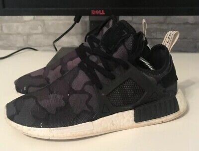 the latest 9dd7c 8f17a ADIDAS NMD XR1 Duck Camo Black 10