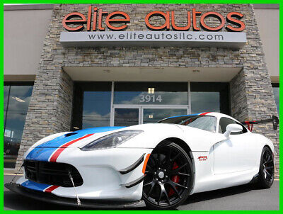 2017 Dodge Viper Car #11 or 11 cars made, 9 ltr Extrerme pkg by Viper Exchange 2017 Dodge Viper ACR Extreme DEALER EDITION with 9.0 ltr EXTREME MOTOR PKG 800hp