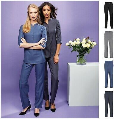 Ladies Work Trousers Spa Beauty Salon Beautician Therapist Hairdresser Uniform