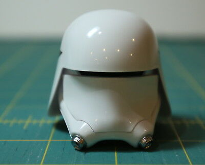 Hot Toys MMS322 MMS323 First Order Snowtrooper Helmet The Force Awakens