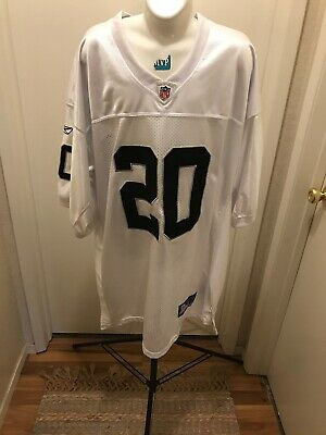 421e6c626 NFL OAKLAND RAIDERS DARREN MCFADDEN 20 On Field Reebok Jersey 54 GREAT  CONDITION