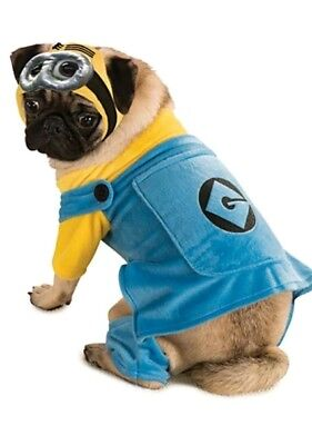 NEW Minion Dog Costume  Small Free Shipping
