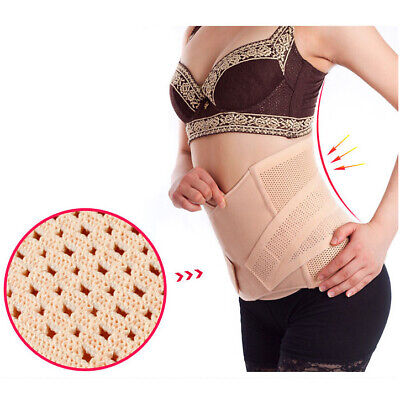 UK New Postpartum Support Waist Recovery Belt Shaper After Pregnancy Maternity