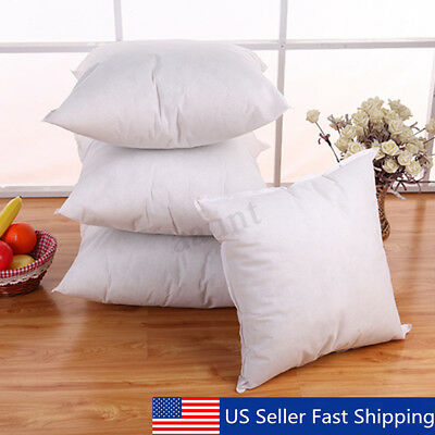 Set of 3 Square Other Size Pillow Sham 650 TC Cotton Solid in White N Black