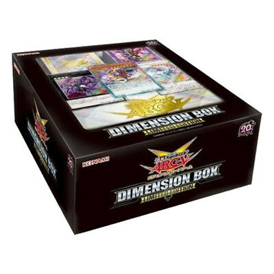 Yugioh Japanese DBLE Dimension Box Limited Edition Factory Sealed!