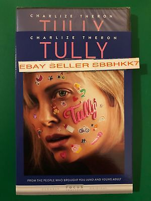 Tully (DVD, 2018) & Slipcover  Brand New Free Shipping With tracking